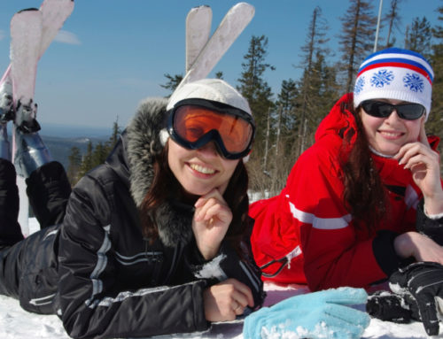 Günstige Gruppen-Skireisen für Abiturienten