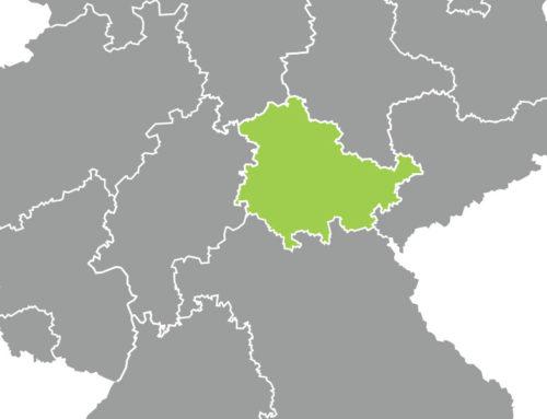 Schulferien für Thüringen